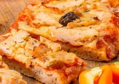 Pizza Basquaise