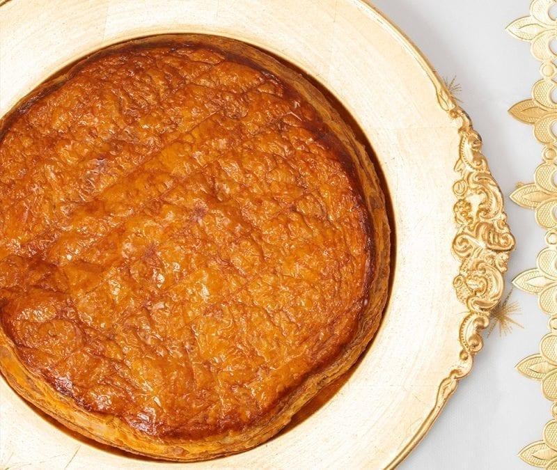 La tarte de saison