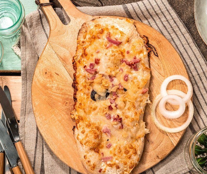 La pizza du mois