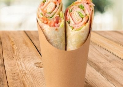Wrap Jambon