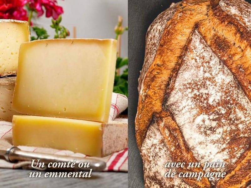 Quel pain avec quel fromage ?