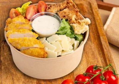 Salade Chicken Crispy