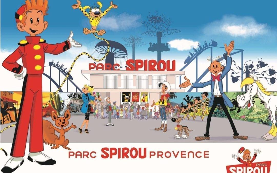 Gagnez des entrées pour le Parc Spirou !